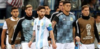 Argentina Lionel Messi World Cup