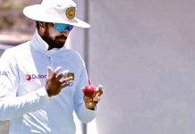 Dinesh Chandimal Sri Lanka West Indies