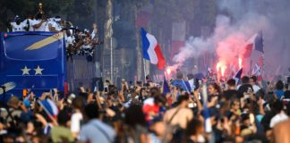 France Croatia World Cup