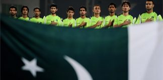 Pakistan FIFA Asian Games SAFF Cup