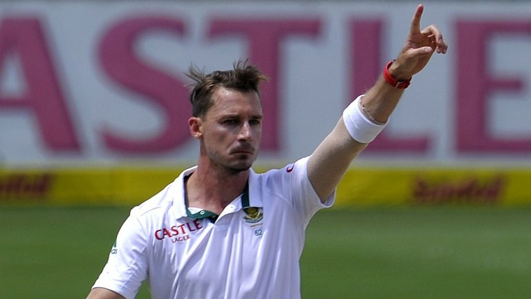 Dale Steyn South Africa ball-tampering