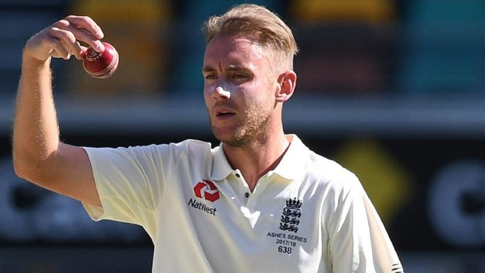 England India Stuart Broad