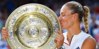 Angelique Kerber Serena Williams Wimbledon