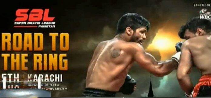 Super Boxing League Karachi SBL