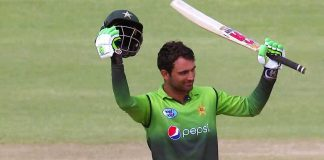 Flamboyant Fakhar breaks into top 20 in ODI ranking