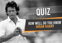 How well do you know Imran Khan?