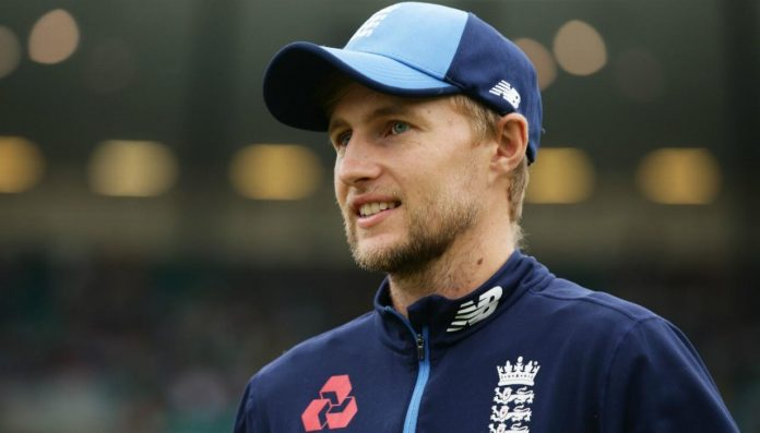 Joe Root India England