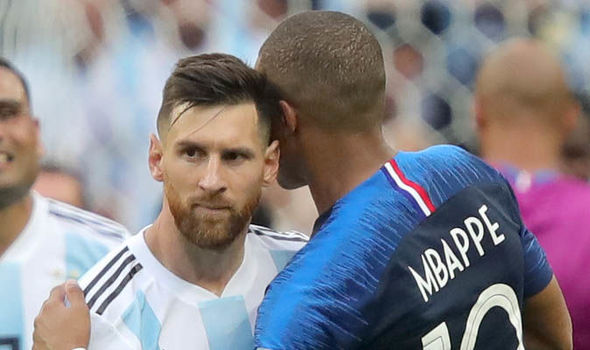 Mbappe double ends Messi's World Cup dream
