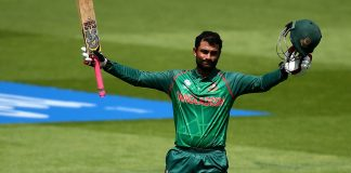 Tamim Iqbal West Indies Bangladesh