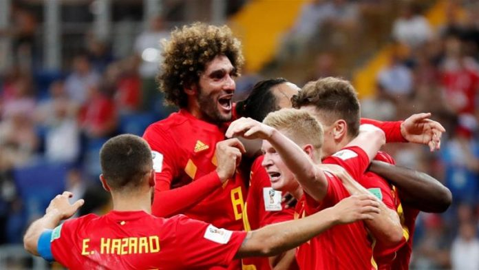 After great escape, Belgians eye Brazil without pressure