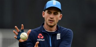 Alex Hales England India