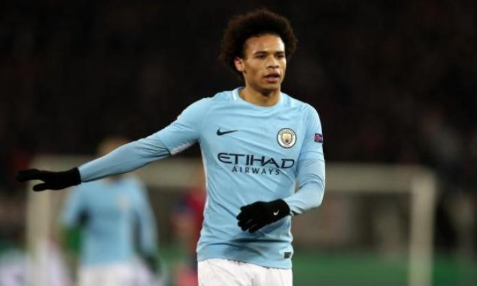 Manchester City Leroy Sane Germany