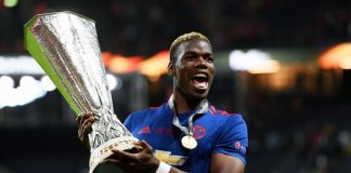 Paul Pogba Manchester United France