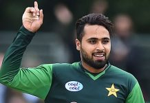 Faheem Ashraf's five-wicket haul restricts Zimbabwe to 67 runs