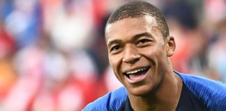 Kylian Mbappe France Argentina World Cup
