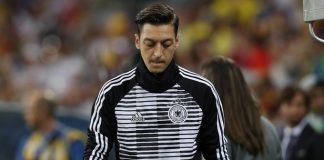 Mesut Ozil Germany Turkey