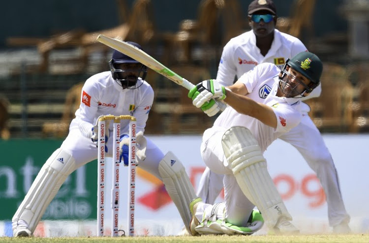 South Africa set 490 after Sri Lanka declare