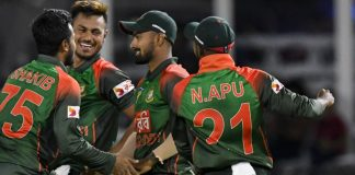 Bangladesh West Indies Shakib Al Hasan