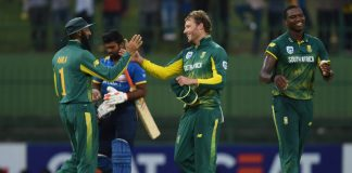 Hendricks' ton on debut inspires South Africa to ODI series
