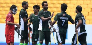 Pakistan Thailand Hockey Asian Games