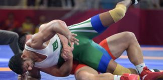 Pakistan Wrestling Asian Games