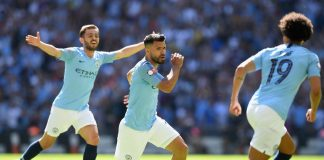 Record-breaking City stick with winning formula