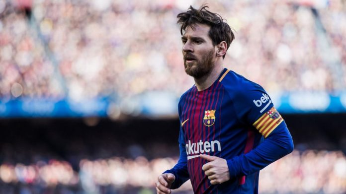 Champions League Lionel Messi Barcelona
