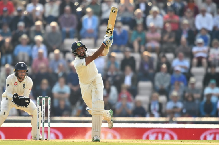 Ton-up Pujara gives India the edge in fourth Test