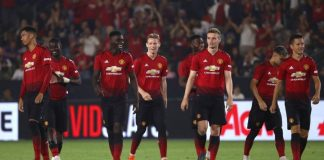 Man United holds on to beat Real Madrid 2-1