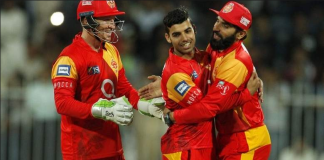 Misbah Ul Haq Shadab Khan Pakistan Pakistan Super League PSL