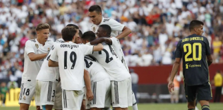 Asensio scores twice as Real Madrid topples Juventus 3-1