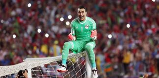 Egypt's record-breaking keeper El Hadary retires aged 45