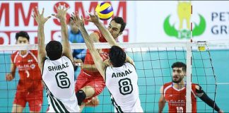 Pakistan Volleyball Asian Games