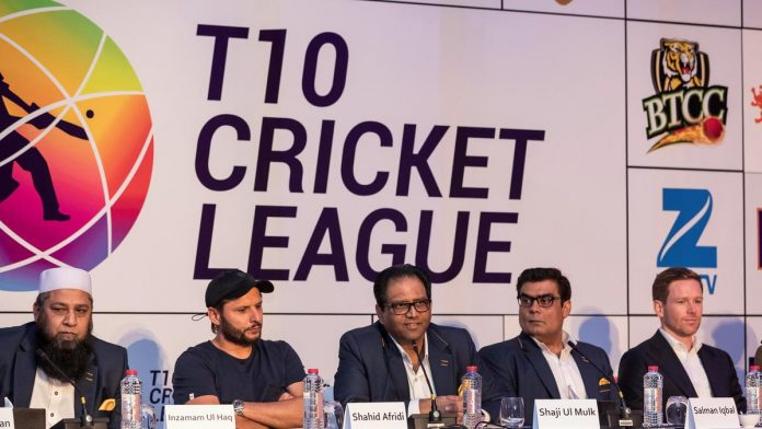 T10 League gets International Cricket Council sanction