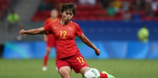 Forget Messi, China's 'Nine-Goal Diva' is world's hottest striker