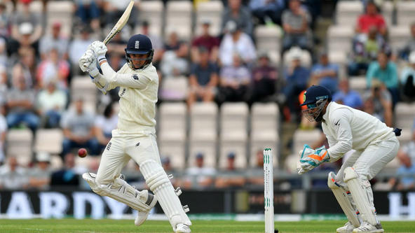 Curran revives England against India after familiar collapse
