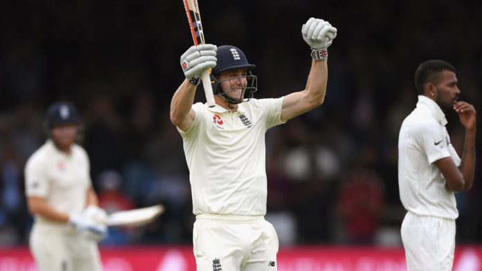 Ton-up Woakes Lord's it over India in second Test