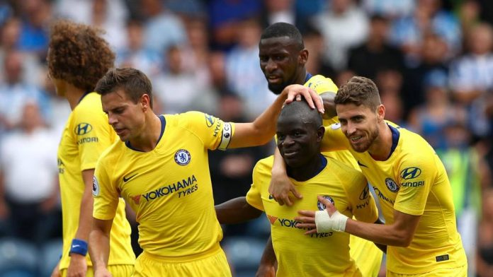 Chelsea and Spurs win away as promoted teams struggle