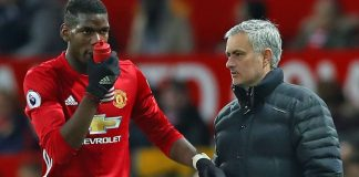 Paul Pogba Manchester United Barclelona France