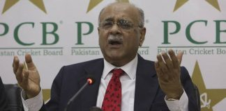 Najam Sethi PCB Pakistan Cricket Board Imran Khan