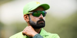 Mohammad Hafeez Pakistan Pakistan Cricket Board Central Contract