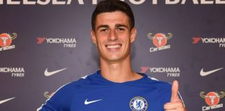 Goalkeepers finally being valued, claims record-breaker Kepa