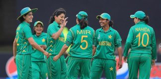 Pakistan women's team schedule announced