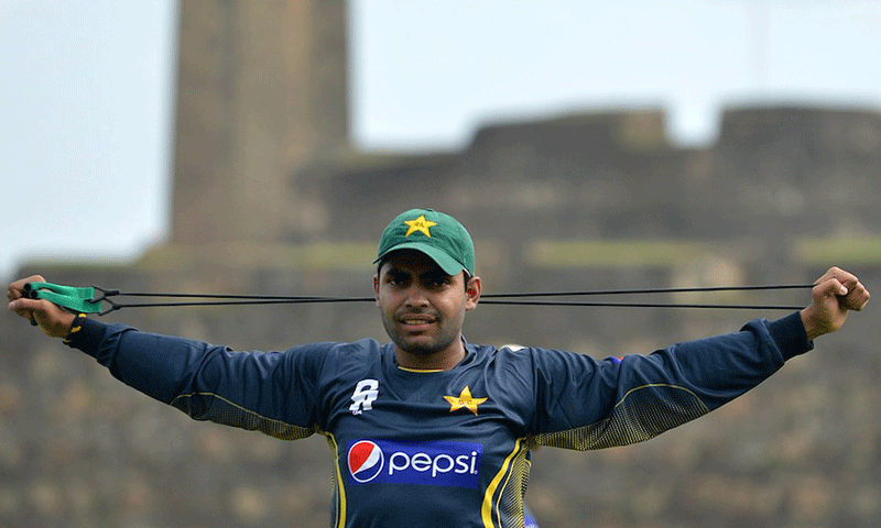 Umar Akmal catches another controversy