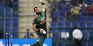 Injured Shakib to miss Bangladesh's Asia Cup final
