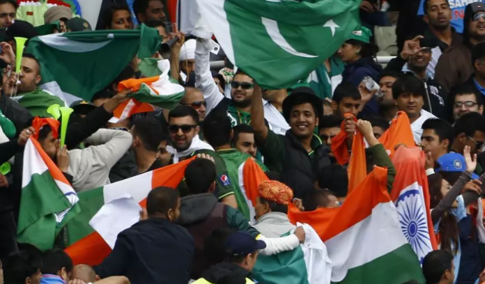 The cricket-loving India, Pakistan couples bowled over in UAE