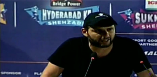 Afridi lauds Rashid Latif's efforts to find talent in Sindh