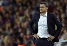 Barcelona boss Valverde bemoans award circus after Modric wins FIFA prize