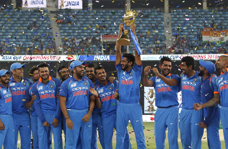 India shine, Pakistan fall, Bangladesh commitment and Afghanistan rise