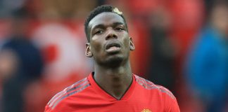 Pogba not to captain Man Utd again under Mourinho - reports